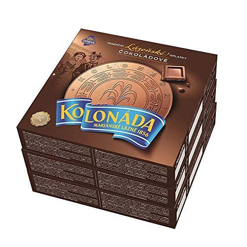 3er Pack Opavia Kolonada Schoko Original Tschechische Marienbadener (3 x 200g)