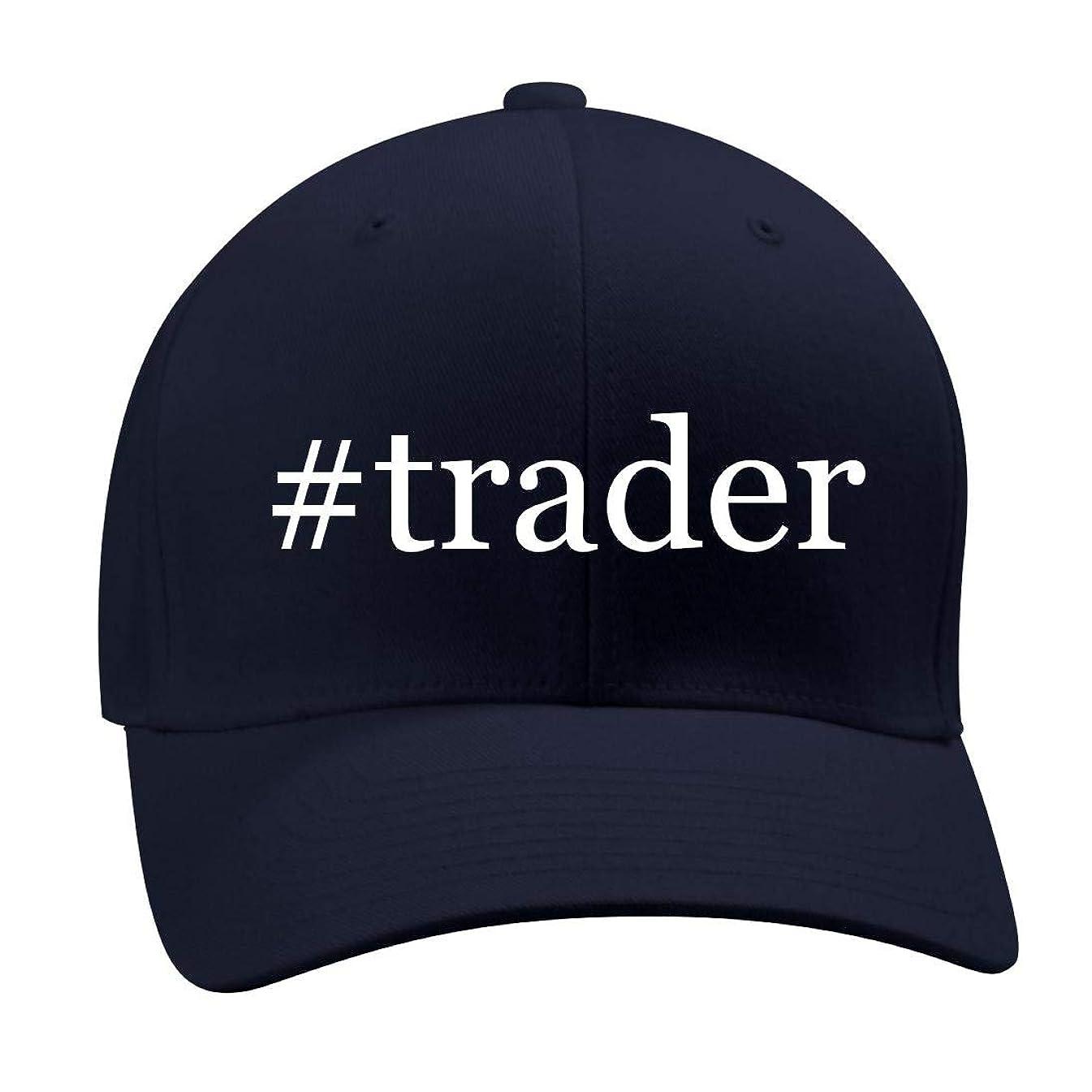 Shirt Me Up #Trader - A Nice Hashtag Men's Adult Baseball Hat Cap
