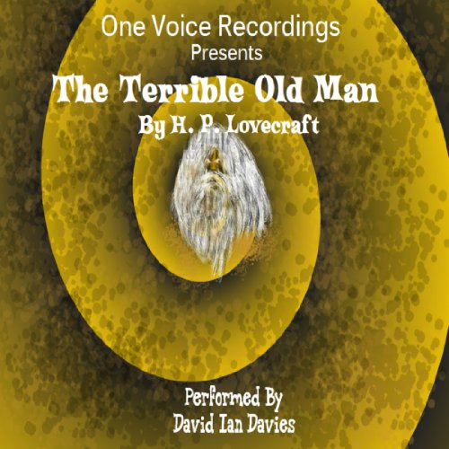 The Terrible Old Man cover art