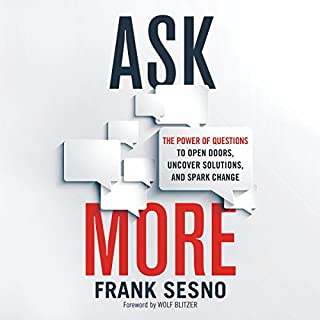 Ask More cover art