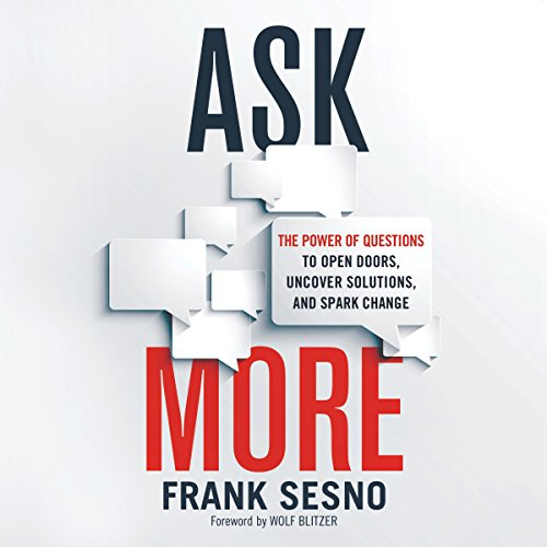 Ask More audiobook cover art