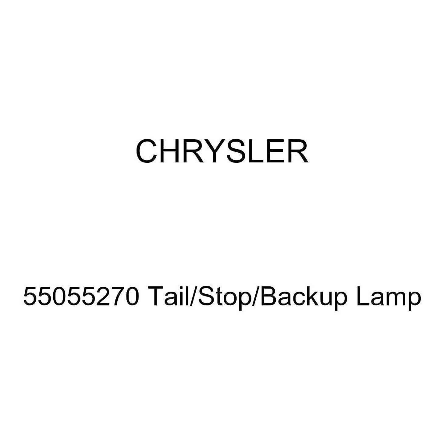 Genuine Chrysler 55055270 Tail/Stop/Backup Lamp