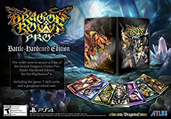 Dragon s Crown Pro  Battle Hardened Edition - PlayStation 4