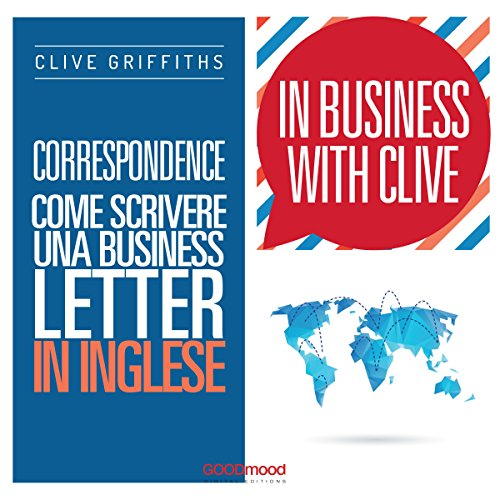 Correspondence - Come scrivere una business letter in inglese  audiobook cover art