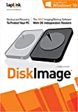 Laplink DiskImage 10 | Backup and Recovery for PC Protection | Hardware Independent | Boot CD can be created using the DiskImage application