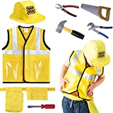 iPlay, iLearn Construction Worker Costume Role...