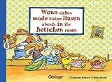 Wenn sieben müde kleine Hasen abends in ihr Bettchen rasen (Wenn sieben Hasen)