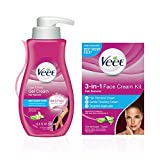 Best Depilatory Creams - VEET Hair Remover Kit With Gel Cream Review