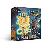 Cranio Creations HC007 Steam Park Play Dirty - Juego de Mesa