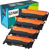 Do it wiser Ersatz Kompatibel für Samsung CLT-P404C Toner für Samsung Xpress SL C480W C430W C480FW C480 C480FN C430 CLT-K404S CLT-C404S CLT-M404S CLT-Y404S (4er-Pack)