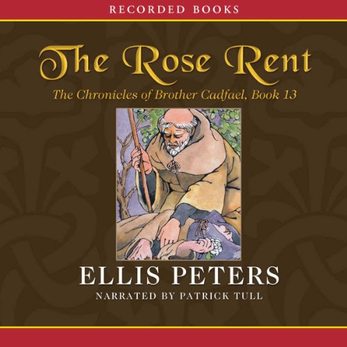 The Rose Rent Audiobook By Ellis Peters cover art