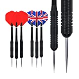 RED DRAGON Strata 19 Piece Darts Set with Flights and Stems