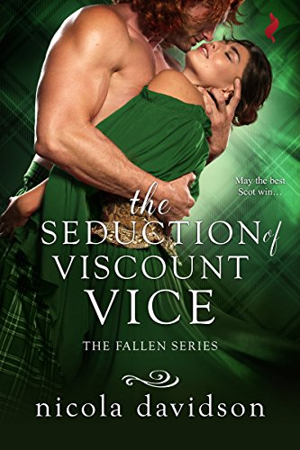The Seduction of Viscount Vice (Fallen Book 3) (English Edition)
