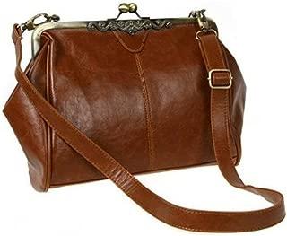 Ladies Luxury Shoulder Bags Shoulder Bags Retro Handbags Kiss Lock Cross Body Bags With Strap Tornister Bags SB058