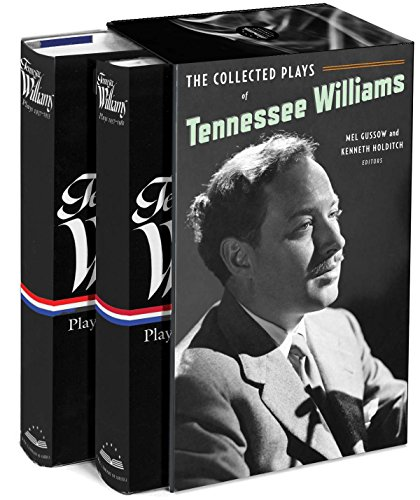 The Collected Plays of Tennessee Williams: A Library of America Boxed Set