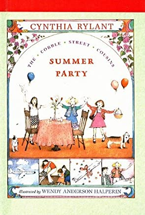 Summer Party (Cobble Street Cousins (Prebound)) by Cynthia Rylant (2002-06-01)