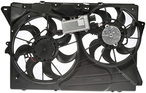 Price comparison product image Dorman 621-010 Engine Cooling Fan Assembly for Select Ford / Lincoln Models