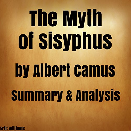 Couverture de The Myth of Sisyphus by Albert Camus: Summary & Analysis