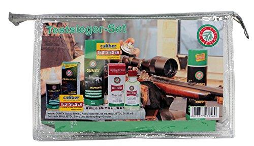 Ballistol Set Waffenpflege Testsieger, bunt