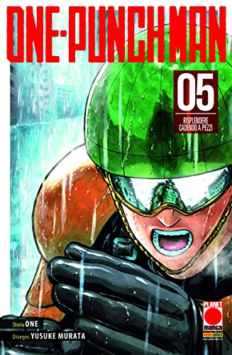 One-Punch Man. Risplendere cadendo a pezzi (Vol. 5)