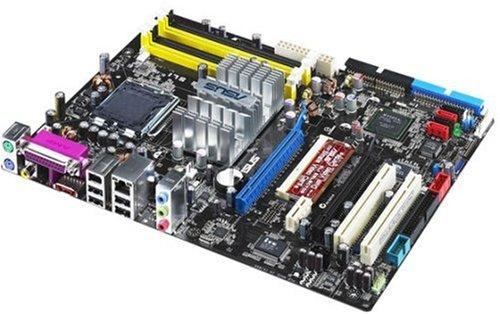 ASUS P5N-E SLI NVIDIA nForce 650i SLI Socket 775 ATX Motherboard w/Audio, Gigabit LAN & RAID - Motherboard Only