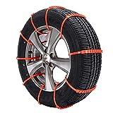 Y-Chain 10X/Set Car Styling Inverno Antiscivolo Catene da Neve per Skoda Octavia A5 A7 2 Fabia Yeti BMW E60 F30 X5 E53 Inifiniti Accessorie,10pcs