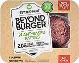 Beyond Meat Burger Plant-Based Patties , 8 Oz, Pack of 2