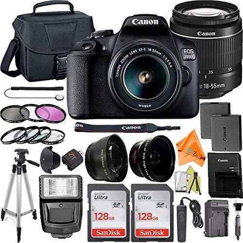 Canon EOS 2000D / Rebel T7 Digital …
