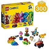 LEGO Classic - Ladrillos Básicos, manualidades niños y niñas con este juguete didáctico y creativo para construir...