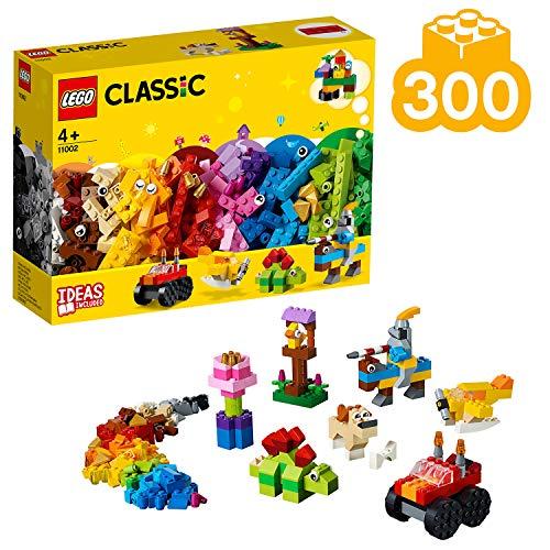 LEGO 11002 Classic Bausteine - Starter Set, Konstruktionsspielzeug