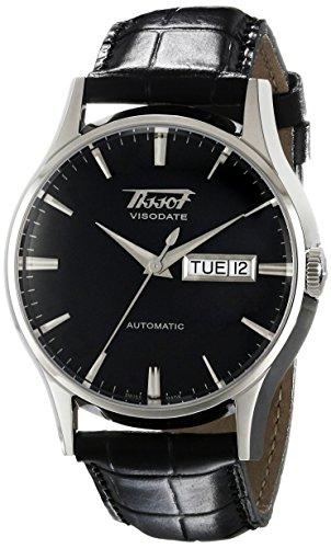 Tissot Reloj de Hombre TIST0194301605101 Visodate Esfera Negra