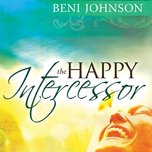 The Happy Intercessor audiobook cover art