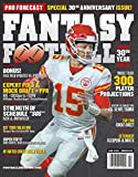 PRO FORECAST FANTASY FOOTBALL MAGAZINE 2019