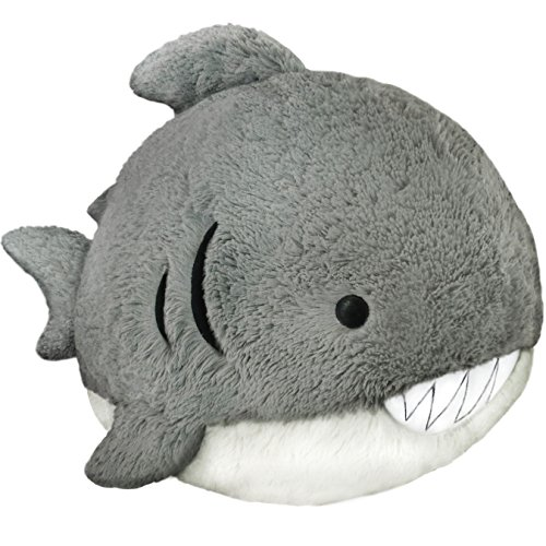 "Squishable / Great White Shark Plush - 15"""