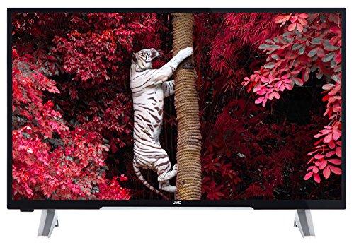 JVC LT-43VF53A 109 cm (43 Zoll) Fernseher (Full HD, Triple Tuner, DVB-T2 H.265/HEVC, Smart TV,...