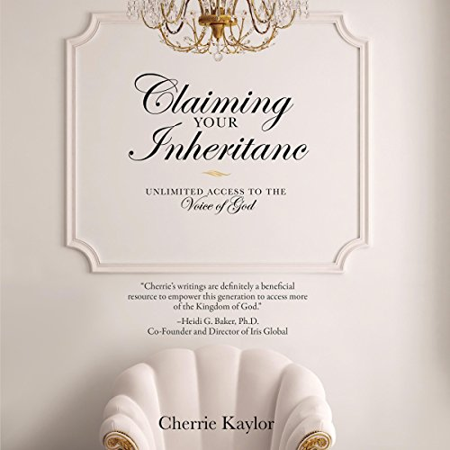 Claiming Your Inheritance audiobook cover art