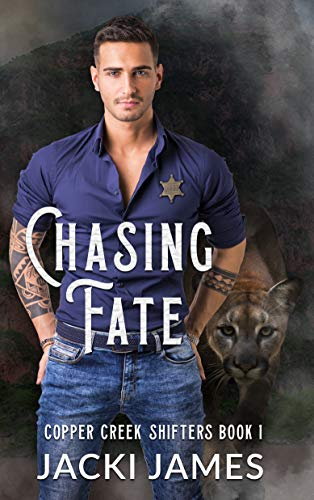 Chasing Fate (Copper Creek Shifters Book 1) (English Edition)