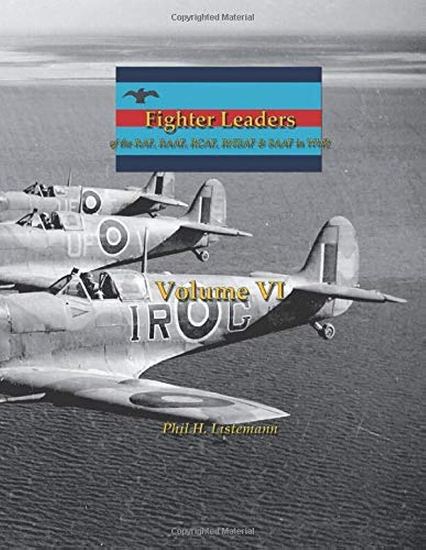睡眠発見する年Fighter Leaders: of the RAF, RAAF, RCAF, RNZAF & SAAF in WW2