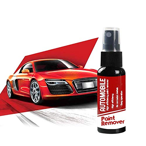 Radrdior Mighty Automobile Paint Remover Spray Wipe Off Paint Without Damaging Surface, Colour Restorer (30ml)