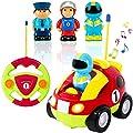 Liberty Imports My First Cartoon RC Race Car Radio Remote…