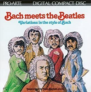 Bach Meets the Beatles by Bayless, John (1993-02-15)