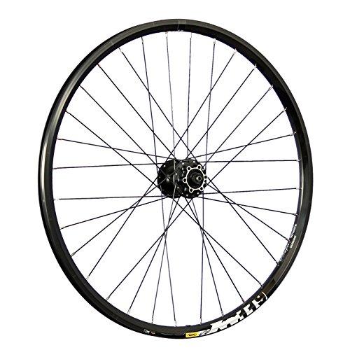 Taylor-Wheels 26 Pollici Ruota Anteriore Bici XM119 Disco Deore HB-M525 Nero