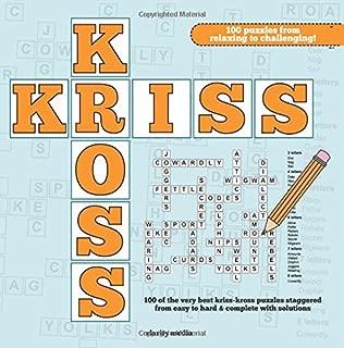 Kriss Kross Puzzles