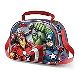 Karactermania The Avengers Force-3D Frühstückstasche Bolsa Escolar 26 Centimeters (Multicolour)