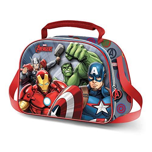 Karactermania The Avengers Force-3D Frühstückstasche