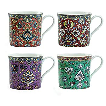 Best bone china coffee mugs Reviews