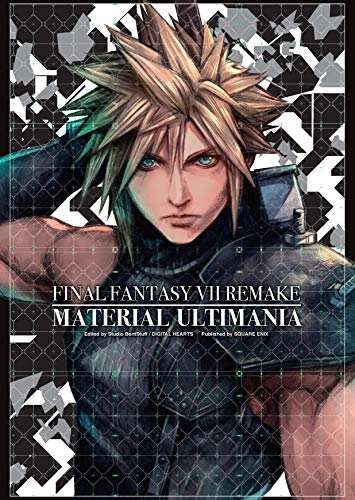 Final Fantasy VII Remake: Material Ultimania (English Edition)