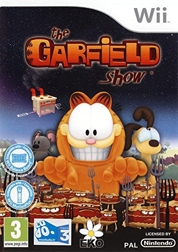 Garfield show : Threat of the space lasagna