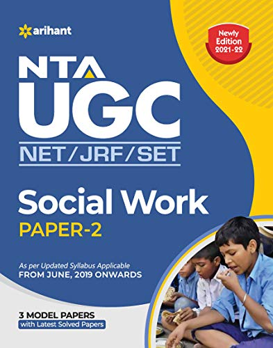 NTA UGC NET Social Work Paper 2