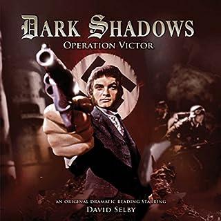 Dark Shadows - Operation Victor audiobook cover art